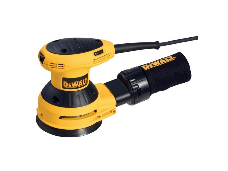 DeWalt D26453-QS Ponceuse excentrique 1mm 2W