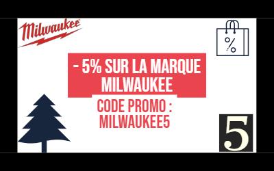 Calendrier de l'Avent 5 : Milwaukee
